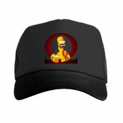 Кепка-тракер God of war: Simpson