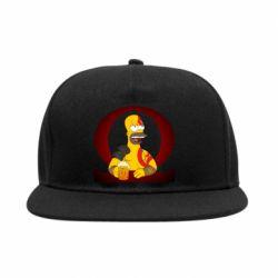 Снепбек God of war: Simpson