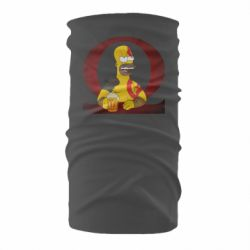 Бандана-труба God of war: Simpson