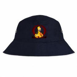 Панама God of war: Simpson