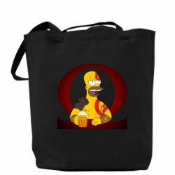 Сумка God of war: Simpson