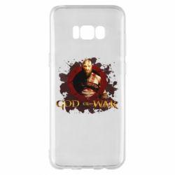 Чохол для Samsung S8+ God of War