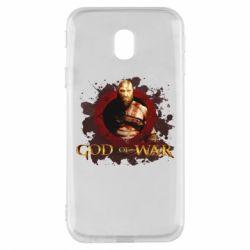 Чохол для Samsung J3 2017 God of War