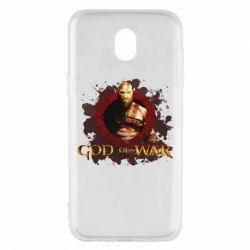 Чохол для Samsung J5 2017 God of War