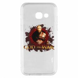 Чохол для Samsung A3 2017 God of War