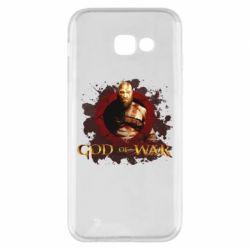 Чохол для Samsung A5 2017 God of War