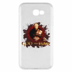 Чохол для Samsung A7 2017 God of War