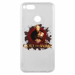 Чохол для Xiaomi Mi A1 God of War
