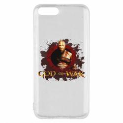 Чохол для Xiaomi Mi6 God of War