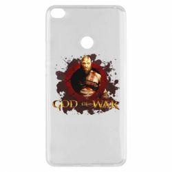 Чохол для Xiaomi Mi Max 2 God of War