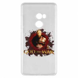 Чохол для Xiaomi Mi Mix 2 God of War