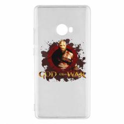 Чохол для Xiaomi Mi Note 2 God of War