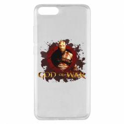 Чохол для Xiaomi Mi Note 3 God of War