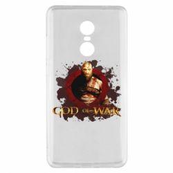 Чохол для Xiaomi Redmi Note 4x God of War