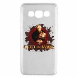 Чохол для Samsung A3 2015 God of War
