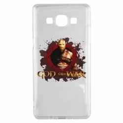 Чохол для Samsung A5 2015 God of War