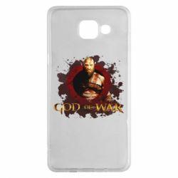 Чохол для Samsung A5 2016 God of War