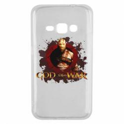 Чохол для Samsung J1 2016 God of War