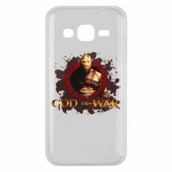 Чохол для Samsung J2 2015 God of War