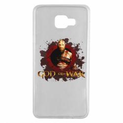 Чохол для Samsung A7 2016 God of War