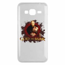 Чохол для Samsung J3 2016 God of War