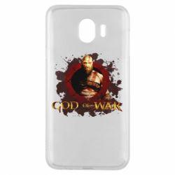 Чохол для Samsung J4 God of War