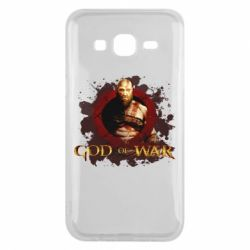 Чохол для Samsung J5 2015 God of War