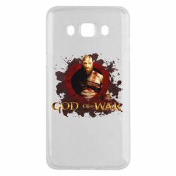 Чохол для Samsung J5 2016 God of War