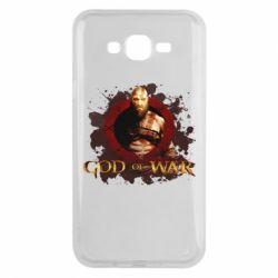 Чохол для Samsung J7 2015 God of War