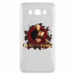 Чохол для Samsung J7 2016 God of War