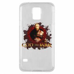 Чохол для Samsung S5 God of War