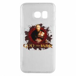 Чохол для Samsung S6 EDGE God of War