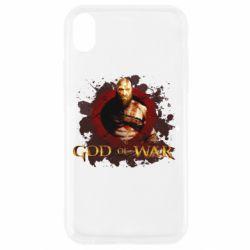 Чохол для iPhone XR God of War
