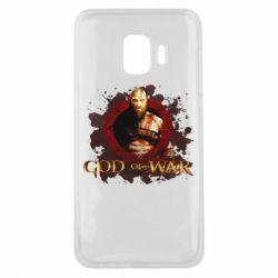 Чохол для Samsung J2 Core God of War