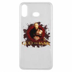 Чохол для Samsung A6s God of War