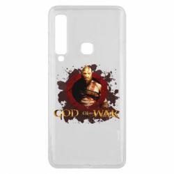 Чохол для Samsung A9 2018 God of War