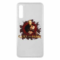 Чохол для Samsung A7 2018 God of War