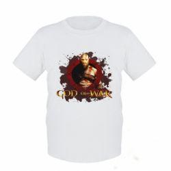 Дитяча футболка God of War