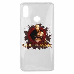 Чохол для Xiaomi Mi Max 3 God of War