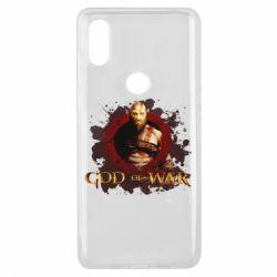 Чохол для Xiaomi Mi Mix 3 God of War