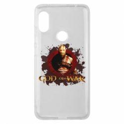 Чохол для Xiaomi Redmi Note Pro 6 God of War