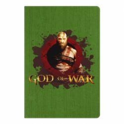 Блокнот А5 God of War
