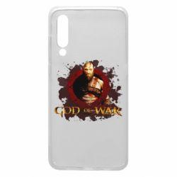 Чохол для Xiaomi Mi9 God of War