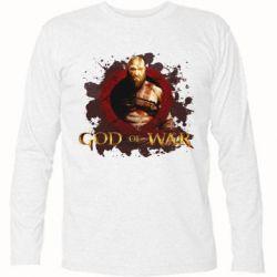 Футболка з довгим рукавом God of War