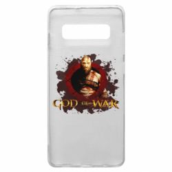 Чохол для Samsung S10+ God of War