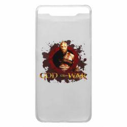 Чохол для Samsung A80 God of War