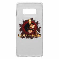 Чохол для Samsung S10e God of War