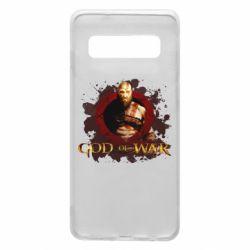 Чохол для Samsung S10 God of War