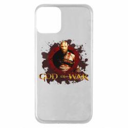 Чохол для iPhone 11 God of War