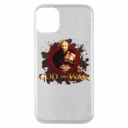 Чохол для iPhone 11 Pro God of War